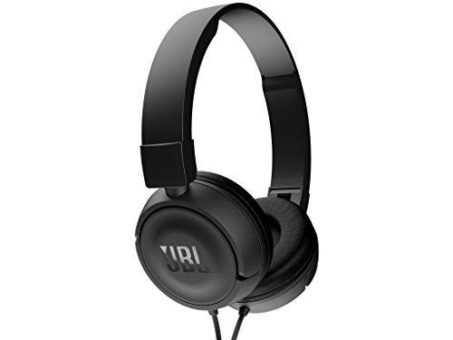 JBL T450 On-Ear Headphone (Black)