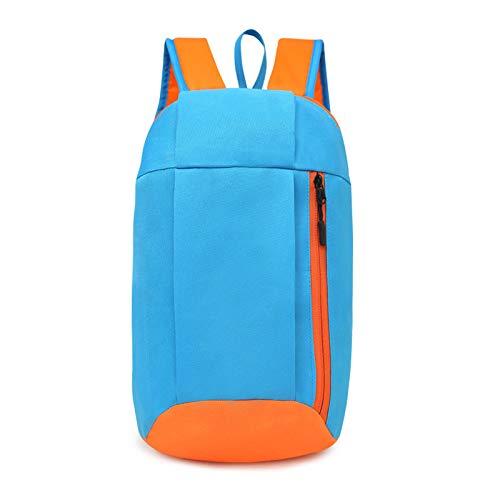 Vowes Women's Messenger Bag Shoulder Tote Shoulder Bag Fashion Solid Color Travel Mountaineering Bag Women School Bags Satchel Bag Handbag Sky Blue