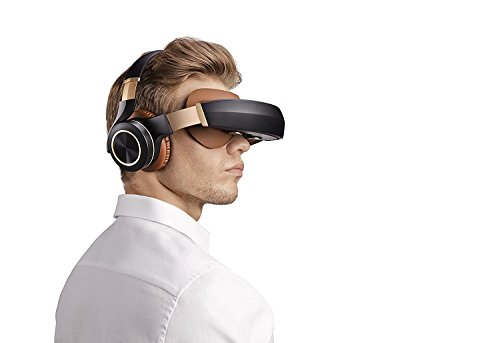 Royole Moon – 3D Mobile Theater, Black: Amazon.in: Electronics