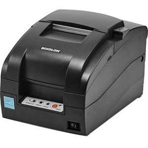 Bixolon SRP-275IIICOSG Series Srp-275III Impact Printer, Serial Interface, USB, Auto Cutter, Black ()