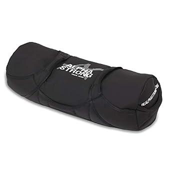 Image of ALPHA STRONG Sandbags (Thy Beast 40-80 lbs, Gray Logo) Exercise & Fitness
