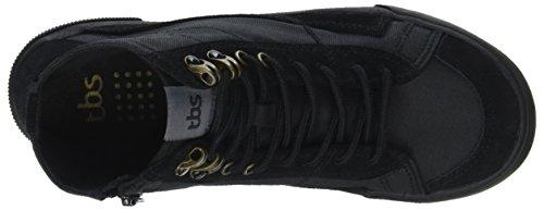 Zapatos De Noir Derby 004 Bivouac Mujer Para Cordones Tbs noir gRxpwqPn