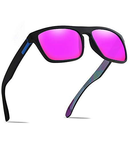 Polarized Sports Sunglasses Driving Glasses Shades for Men/Women