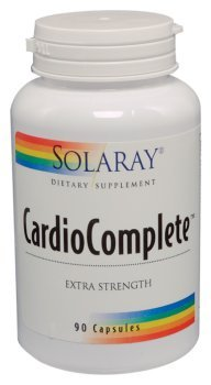 Solaray - Cardio Complete Extra Strength, 90 - Solaray Artichoke