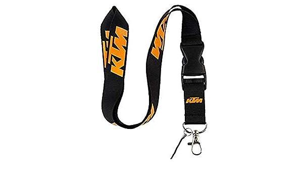 TGH (LanK Lanyard con Motocross Enduro con Logo Naranja ...