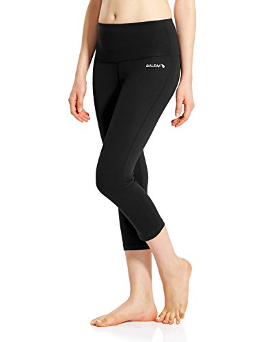 Baleaf-Womens-High-Waist-Yoga-Capri-Leggings-Tummy-Control-Non-See-Through-Fabric