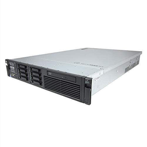 High-End HP ProLiant DL380 G7 Server 2X 3.06Ghz X5675 6C 8GB - Server G7 Hp