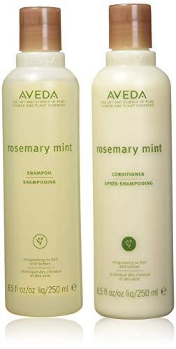 Aveda Rosemary Mint Shampoo & Conditioner Duo 8.5 - Mint Lotion Aveda