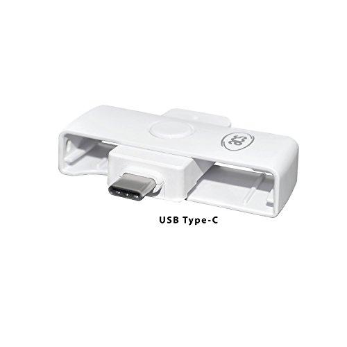 ACR39U-NF PocketMate II USB-C Smart Card Reader
