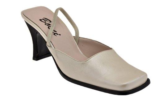 Bocci 1926 Elastic Strap T.70 Sandals New Ladies. Beige UY1hw