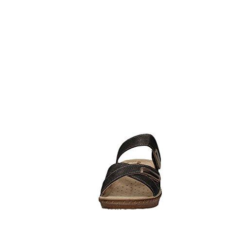 INBLU 26 64 E Sandal Women Black jWsOD55V