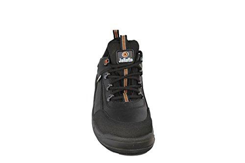 jallatte jalah mosis SAS S3HRO CI SRC Zapatos de trabajo business Guantes plano negro negro