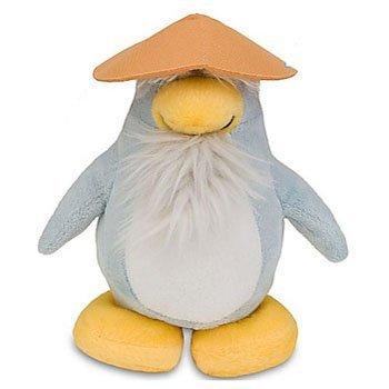 SAVE $7.00 - RARE COLLECTIBLE Disney Club Penguin SENSEI 6.5