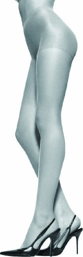 Hanes Women`S Silk Reflections Control Top Reinforced Toe Pantyhose Cd Jet