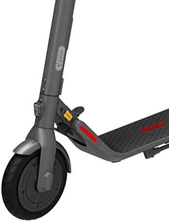 Segway- Ninebot by Kickscooter E22E-Noir-Vitesse 20 Km/h, SGW-KICK-E22E
