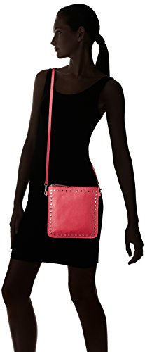 Loxwood Pochette Floppy Cuir Cloute - bolso de mano Mujer Rose (Orchid)