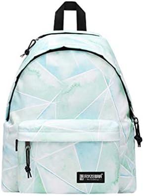 防水スクールバックパックレジャーユニセックスファッションプリントバックパック用男の子と女の子スクールブックバッグ