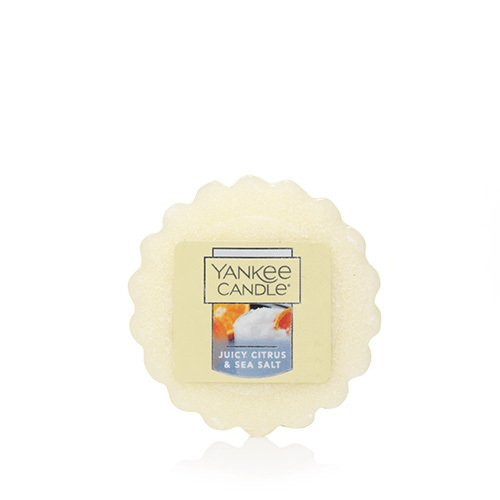 Yankee Candle New Juicy Citrus and Sea Salt Tarts Wax Melts Lot of 3