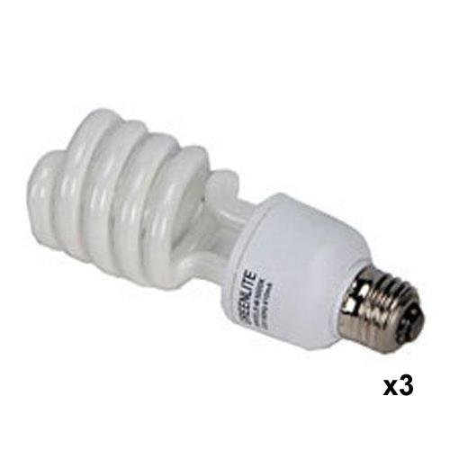 Smith Victor Lamps - Smith-Victor FL75 75W Fluorescent Lamp, 3 Pack
