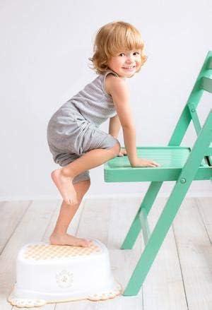 color azul Talla:Set 2 asiento de inodoro Pelota de agua Orinal infantil taburete 6 modelos y diferentes sets de orinal antideslizante y especialmente seguro Eco Peppa Tega Baby