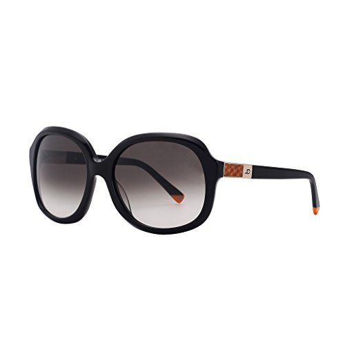 JO Designer Womens Oversized Round Acetate UV Protection Sunglasses with Carl Zeiss Lens J5106 - Zeiss Carl Glasses Lenses