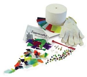 Fuseworks Microwave Kiln Kit