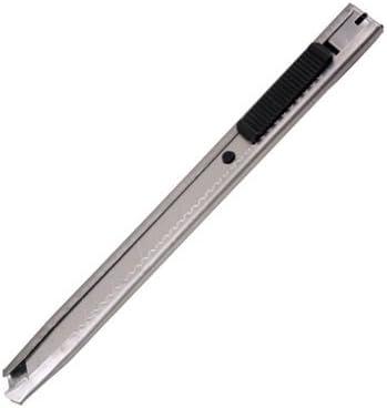 PACK 10 UNIDADES Cutter Metalico 658 Estrecho Mod. 7034: Amazon.es: Oficina y papelería