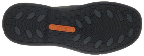 Merrell Realm scarpa Slip Black Moc on q4PqvxZr