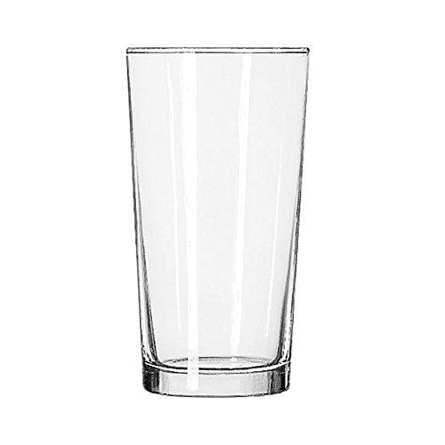LIB158 - 20 Ounce Heavy Base Ice Tea Glass ()
