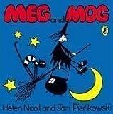 Meg and Mog by Nicoll, Helen, Pienkowski, Jan New Edition (2004)