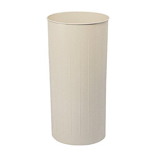 80 Quart Round Wastebasket - 7