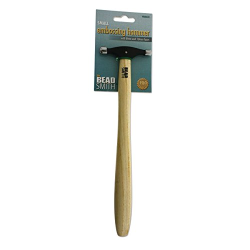 Small Embossing Hammer, With 8mm & 10mm Faces - HAM634