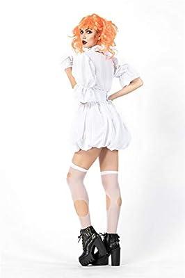 Disfraz De Halloween Cosplay Vampire Ghost Doll Disfraz De ...