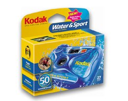 Kodak Weekend Underwater Disposable Camera Excellent Performance High Quality from Kodak