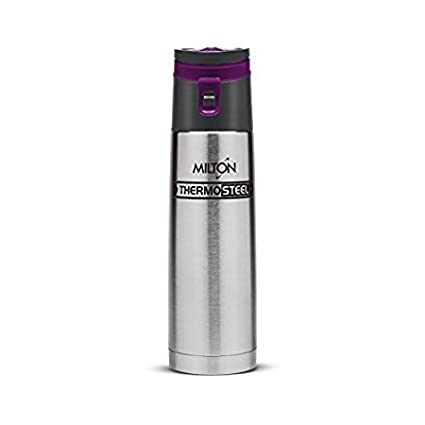 Amazon.com: thermosteel Acme Botella de agua, 500 ml (plomo ...