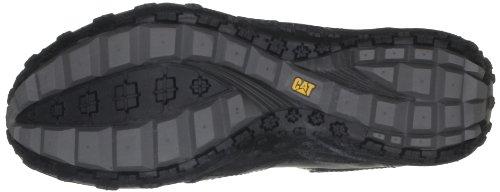 CAT Footwear Salton Wp - Con cordones de cuero hombre negro - negro