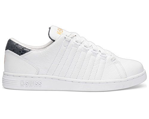 K-suisse Lozan Iii Dames Glam Reptile Tt Espadrille, Chaussures Blanches (197)