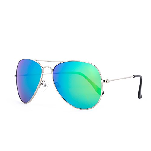 ROLF ROSSINI Aviator Polarized Sunglasses