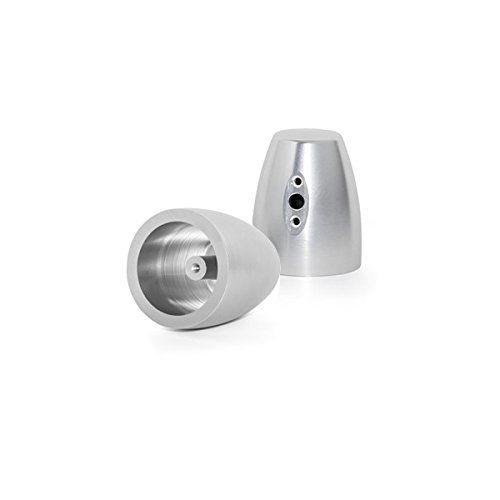 - JL Audio MTPOD-M100-CL Billet Aluminum Tweeter Pods for Mounting a Pair of M-Series Component Tweeters (Pair)
