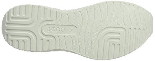 ECCO Herren Luca Elastic Slip-On Fashion Sneaker Schwarz Schwarz