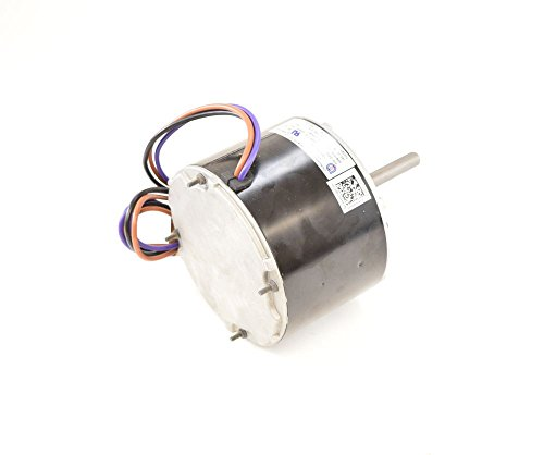 Goodman 0131M00429S 1-Speed Condenser Fan Motor, 208/230 Volts, 1/4 Hp, 1,075 RPM ()