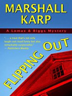 Flipping Out: A Lomax & Biggs Mystery (Thorndike Press Large Print Mystery Series) ebook