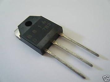 2sb816 Planar Transistor PNP, para LF amplificador de potencia, Lot de 20