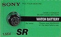 Sony 395 - SR927SW Button Cell Battery