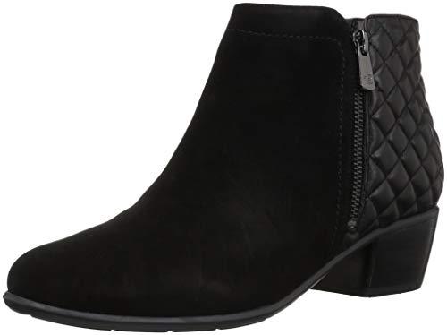 - Easy Spirit Women's Beehive Ankle Boot, Black, 7 M US