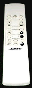 Bose Remote RC 25 RC25 for Lifestyle 25 & 30 Music System