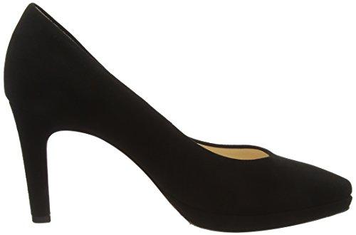 HÖGL Court, Escarpins à Plateforme Femme Black (0100 Black)