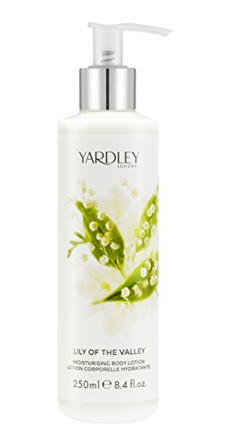 Yardley London Lily of the Valley Moisturising Body Lotion 250 ml