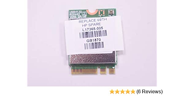 FMS Compatible with L17365-005 Replacement for Hp Wireless Card 11M-AD113DX 14M-CD0001DX