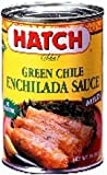 Hatch Farms Green Chile Mild Enchilada Sauce 12x 15 Oz